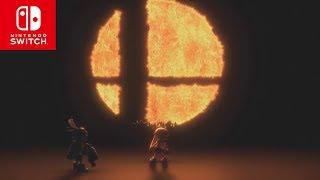 Super Smash Bros SWITCH 2018 | Announcement Teaser Trailer