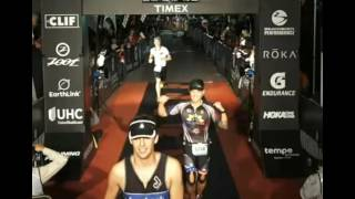 Ironman Arizona Finish David