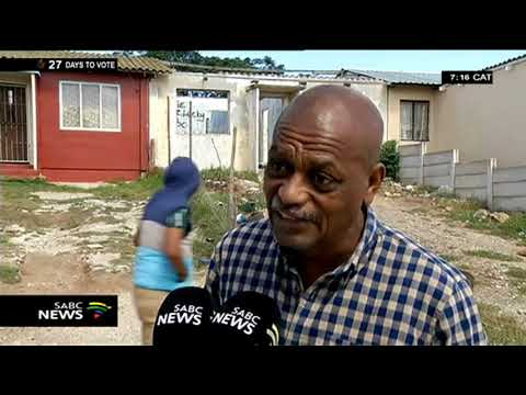 Gangs in the northern areas of Port Elizabeth a concern