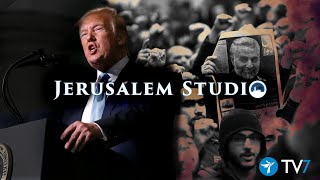 Prospects of a wider Mideast conflict - Jerusalem Studio 480