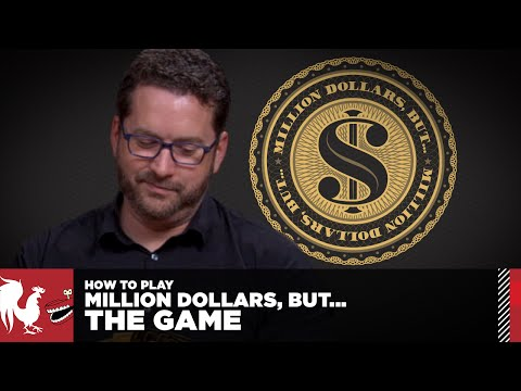 How To Play Million Dollars, But... The Game | Rooster Teeth