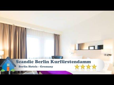 Scandic Berlin Kurfürstendamm - Berlin Hotels, Germany