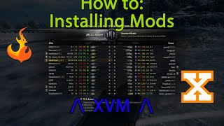World of Tanks || How to install mods