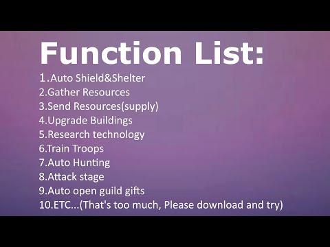 Lordsbot | Lords Mobile Hack bot cheats game Auto Shield&Shelter Hunt Gather Upgrade Auto Farm
