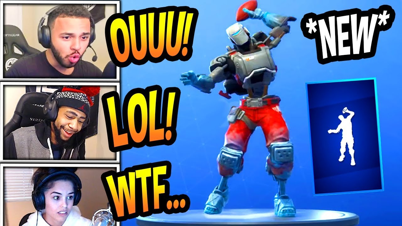 streamers-react-to-new-spike-it-emote-dance-rare-fortnite-funny-savage-moments