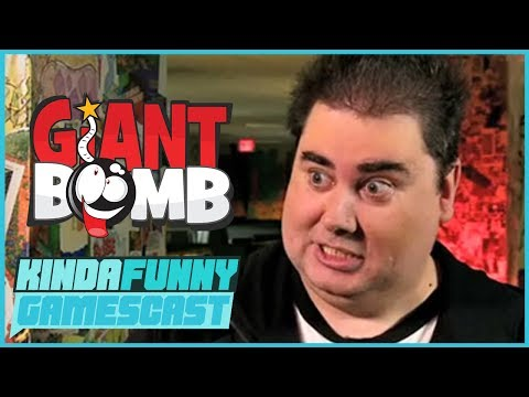 Giant Bomb (Special Guests) - Kinda Funny Gamescast Ep. 124