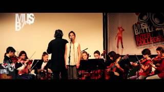 Elia, Lauréate 2012 avec l'orchestre Paul Dukas