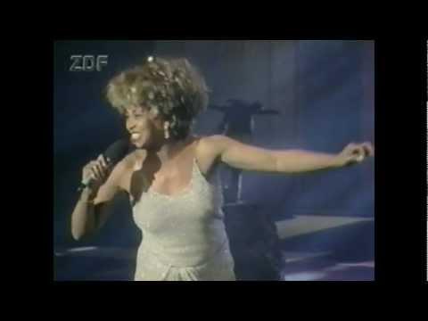 Tina Turner - Way of the World - Live Wetten Dass 1991