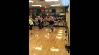 Boogie Shoes by Glee Cast  Zumba Routine  by Jenn Palacio