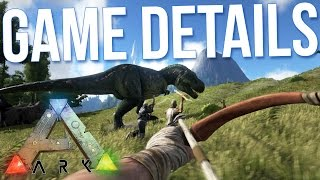 ARK Survival Evolved - Game Trailer - Confirmed Gameplay Information