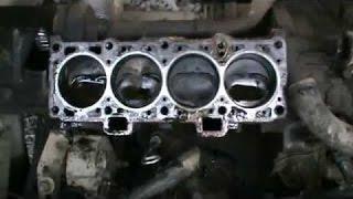 СМЕШАЛ МАСЛО - Заклинил двигатель.