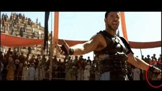 Great Movie Mistakes: GLADIATOR (2000)