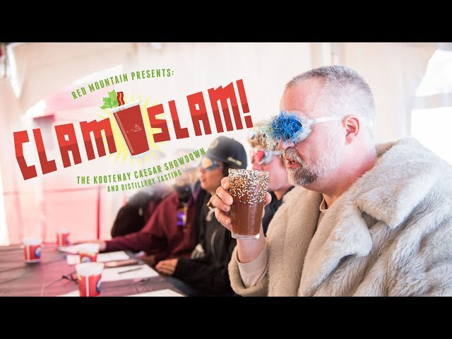 2019 3rd Annual Clam Slam: Kootenay Caesar Showdown