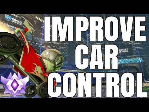 Squishy Muffinz Car : EASY WAY TO PRACTICE CAR CONTROL CONTROLLER OVERLAY - YouTube