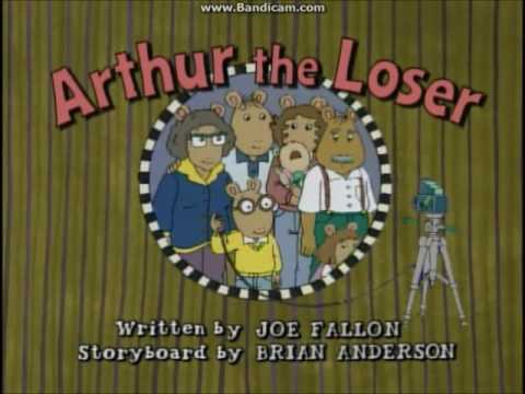 All Arthur Season 1-15 Title Cards (1996-2011)