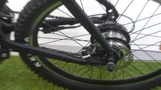 Quel impact peut avoir le moteur sur un vélo à assistance électrique ?