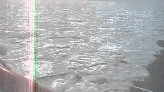 2012年網走流氷です。おーろら号から撮影しましたぁ。びっしり!