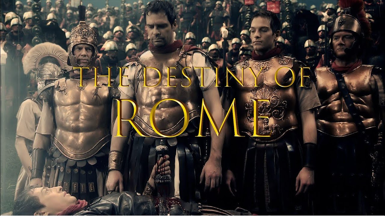 Download The Destiny of Rome - full 2 parts
