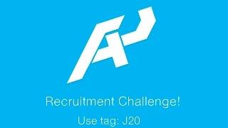 Apokalypse4 Recruitment Challenge! Tag: J20