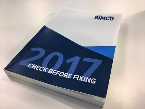 BIMCO releases new edition of Check Before Fixing!