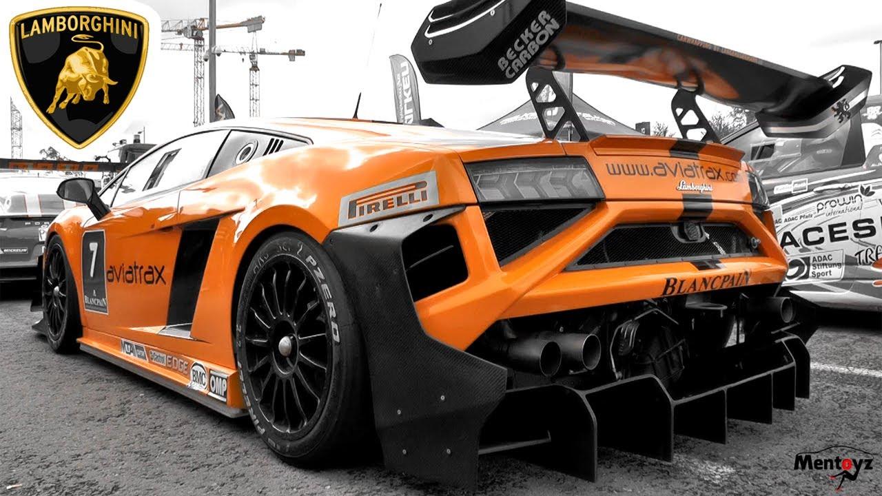 Lamborghini Gallardo LP570-4 Super Trofeo Stradale Revs ...
