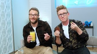 'The Tyler Oakley Show' with Seth Rogen