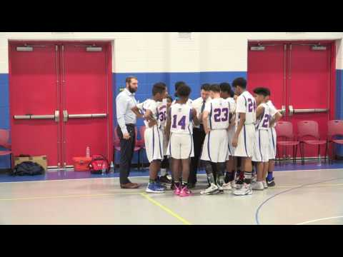 CREC Middle School Boys 2017 Basketball Championship