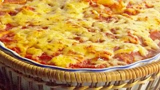 Запеканка с Курицей и Цветной Капустой кулинарный видео рецепт