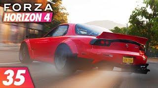 Forza Horizon 4 | Walkthrough Part 35: DRIFT CLUB (3/3)