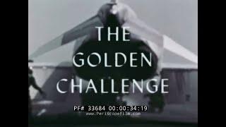 U.S. MARINE CORPS 1960s AVIATOR TRAINING  RECRUITMENT FILM  33684