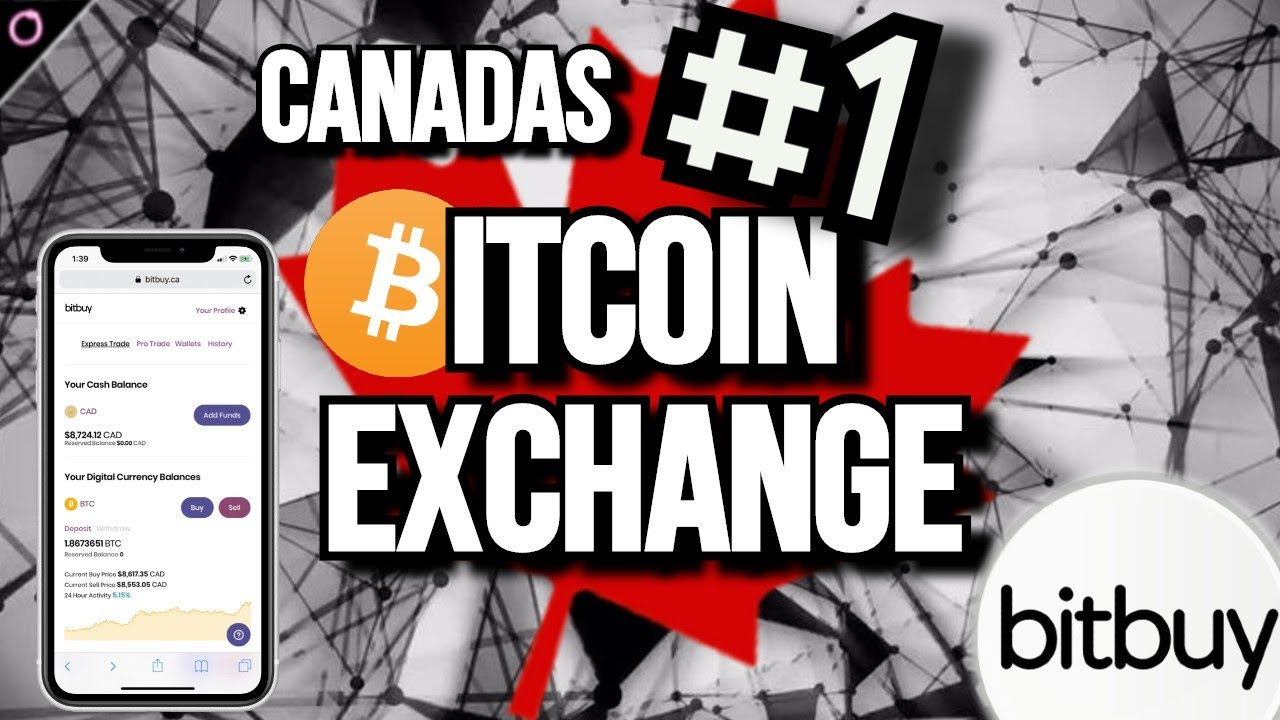 The MOST loved Canadian Bitcoin exchange!