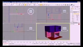 Tutorial 12 (membuat bidang batu alam bangunan compact house) Thumbnail