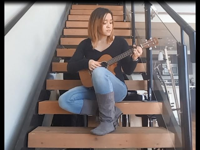 Filitaliana - Pumped Up Kicks Ukulele Cover (by Foster the People)
