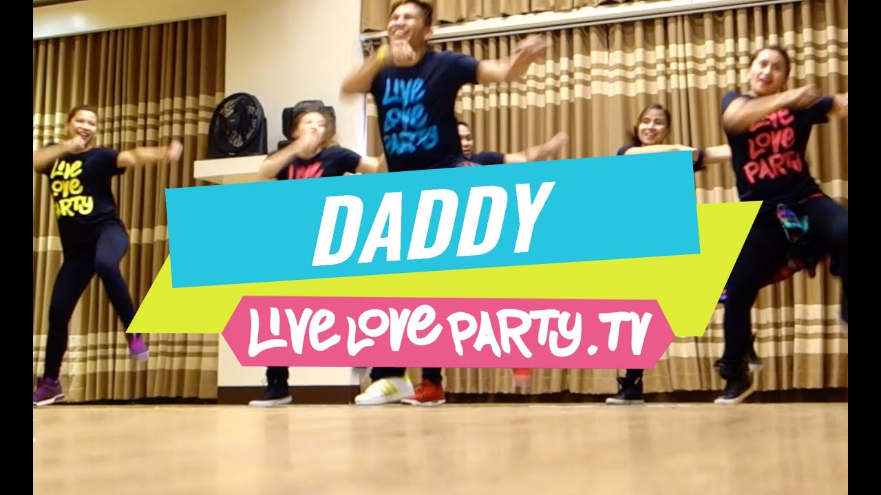 Download Daddy by PSY   Zumba®   Live Love Party   KPOP