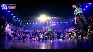 BBOY DANNY ZULU KINGZ VS BBOY YAN ALL THE MOST | BOOM JAM HD