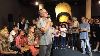 видео Выставка  «Пермское доброе. Из чего вырастает счастье?»