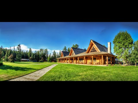 THREE BARS GUEST RANCH - Cranbrook, British Columbia,