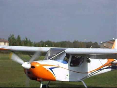 ULM Aluminium Aero Www Aeroeast Net.wmv