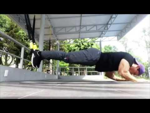 TRX Monday Move - TRX Body Saw