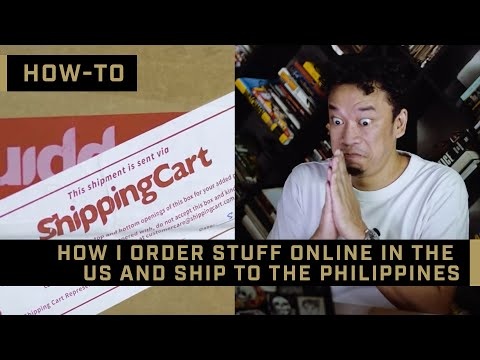How I Order Stuff Online in the US and Ship to the Philippines #shippingcart #onlineshopping #lbc