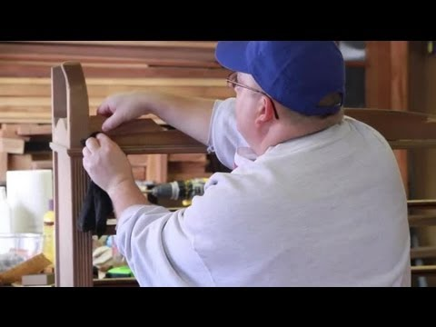 How to Apply Wood Veneer Without a Vacuum Press  Wood & Furniture Repair  Tips
