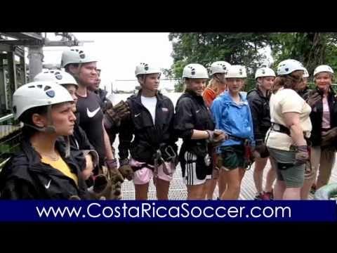 Frostburg College Women's Soccer Tour to Costa Rica