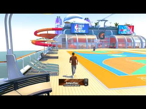 NBA 2K22 FIRST LOOK AT THE CRUISE SHIP! ALL REWARDS STORES AND MORE!
