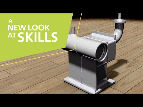 A New Look At Skills, 2015: 10 – Welding