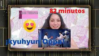82 minutos con kyuhyun (Super Junior | Reacción | KELLY SWON