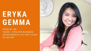 Meet Eryka Gemma, CEO of the Blockchain Center Miami