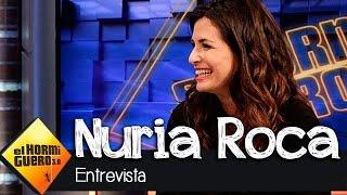 Nuria Roca en El Hormiguero 3.0: