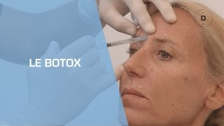 Le  Botox - Médecine esthétique