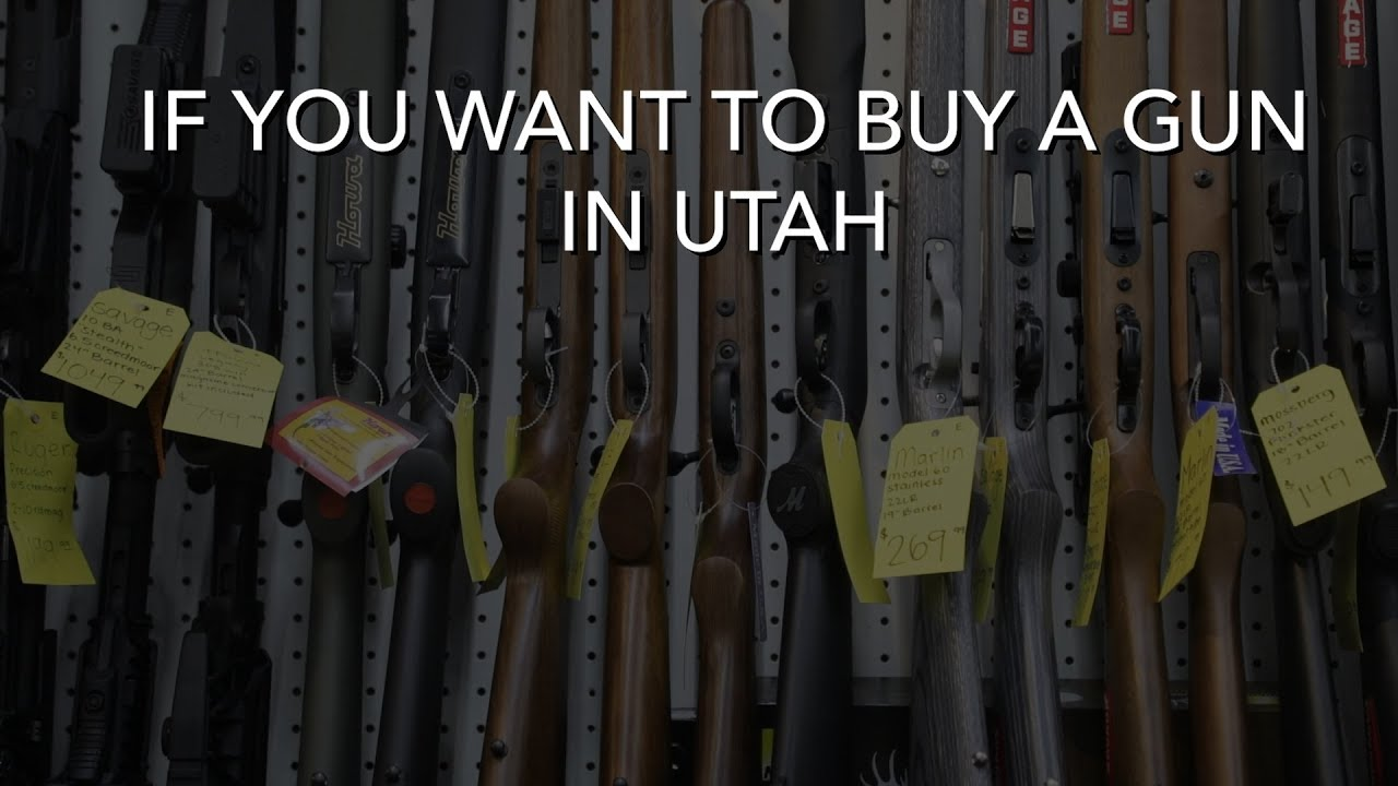 What you should know about Utah firearm background checks ...