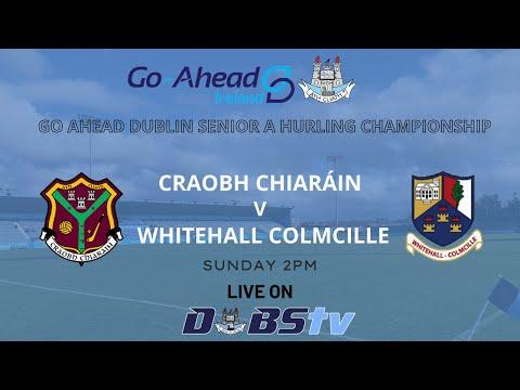 SHC A - Craobh Chiaráin v Whitehall Colmcille